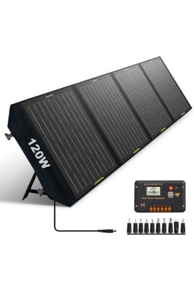 foldable monocrystalline solar panel