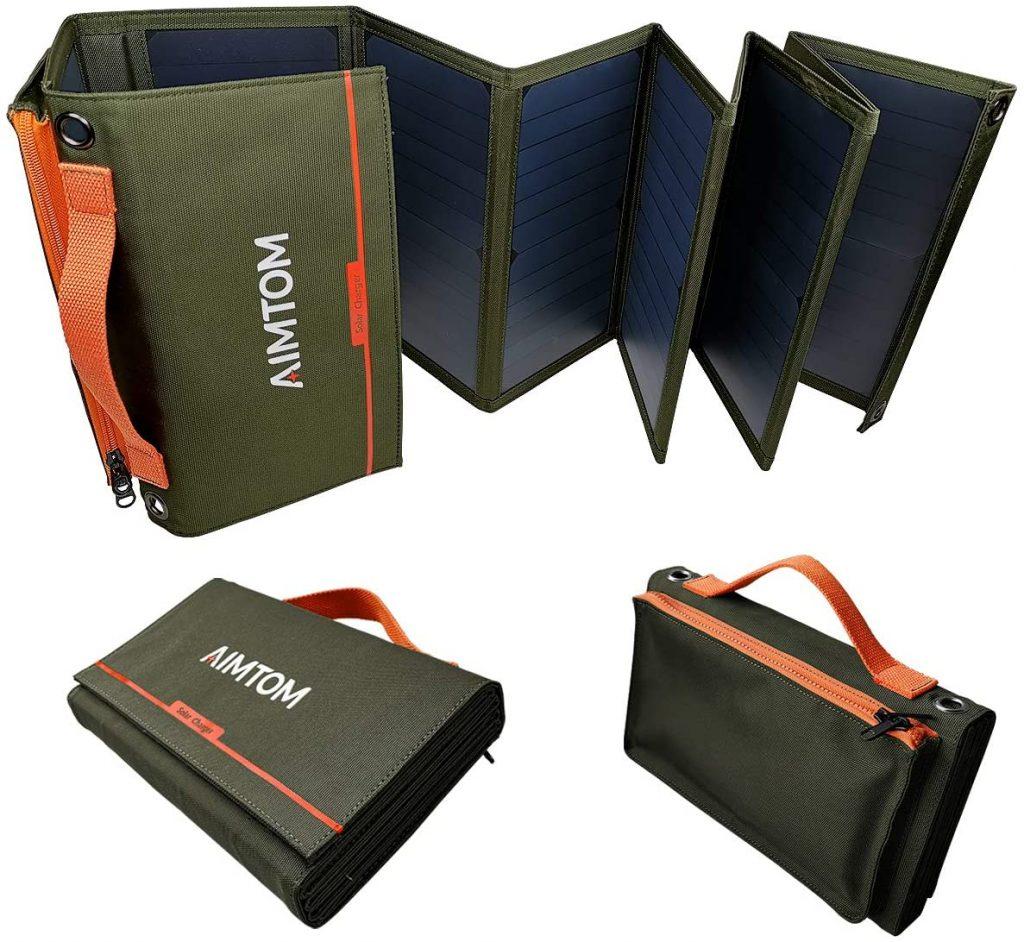 solar generators for camping
