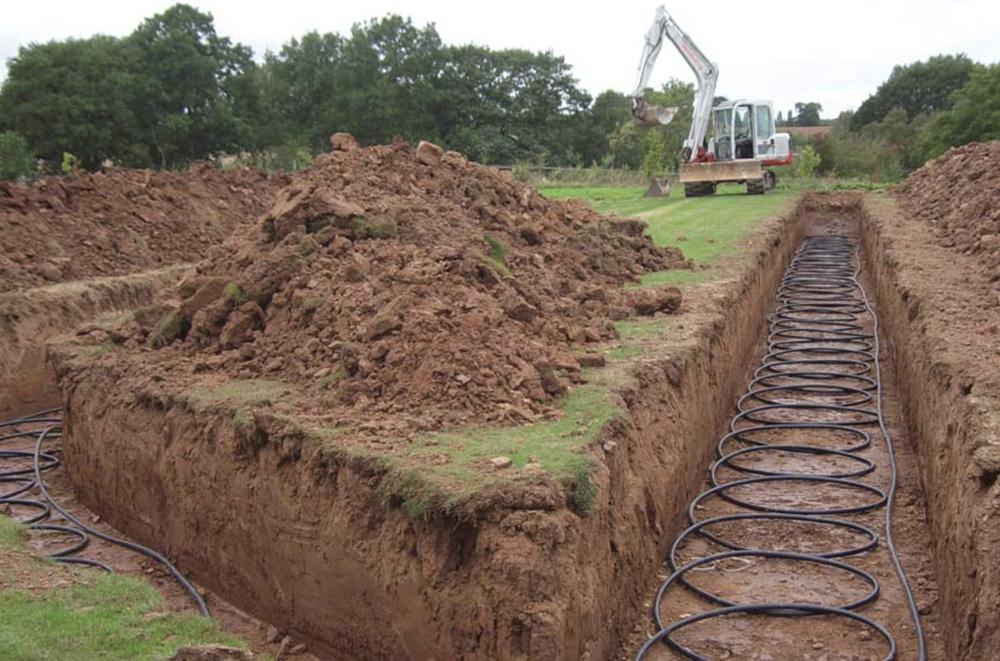 ground source heat pump cost