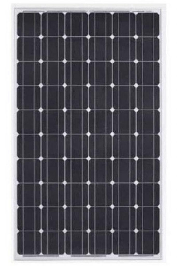 monocrystalline solar panels for home