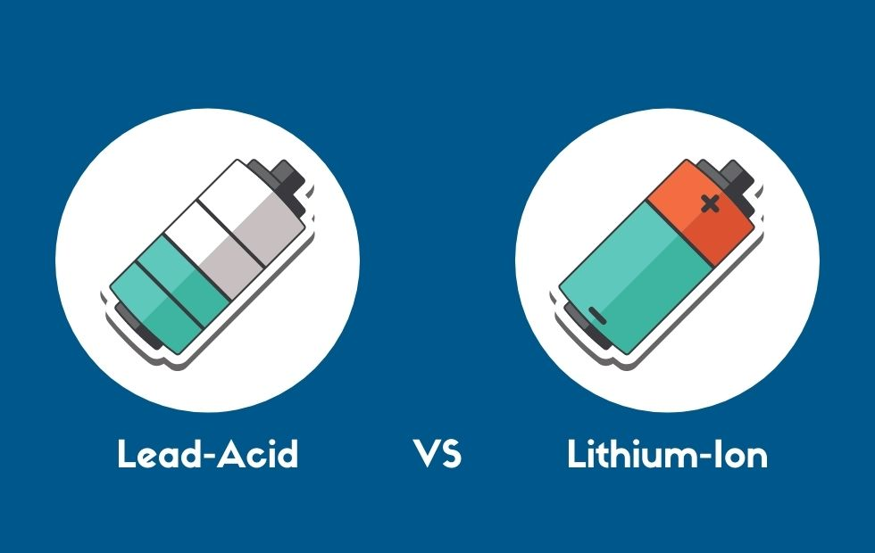 lead acid vs ithium ion