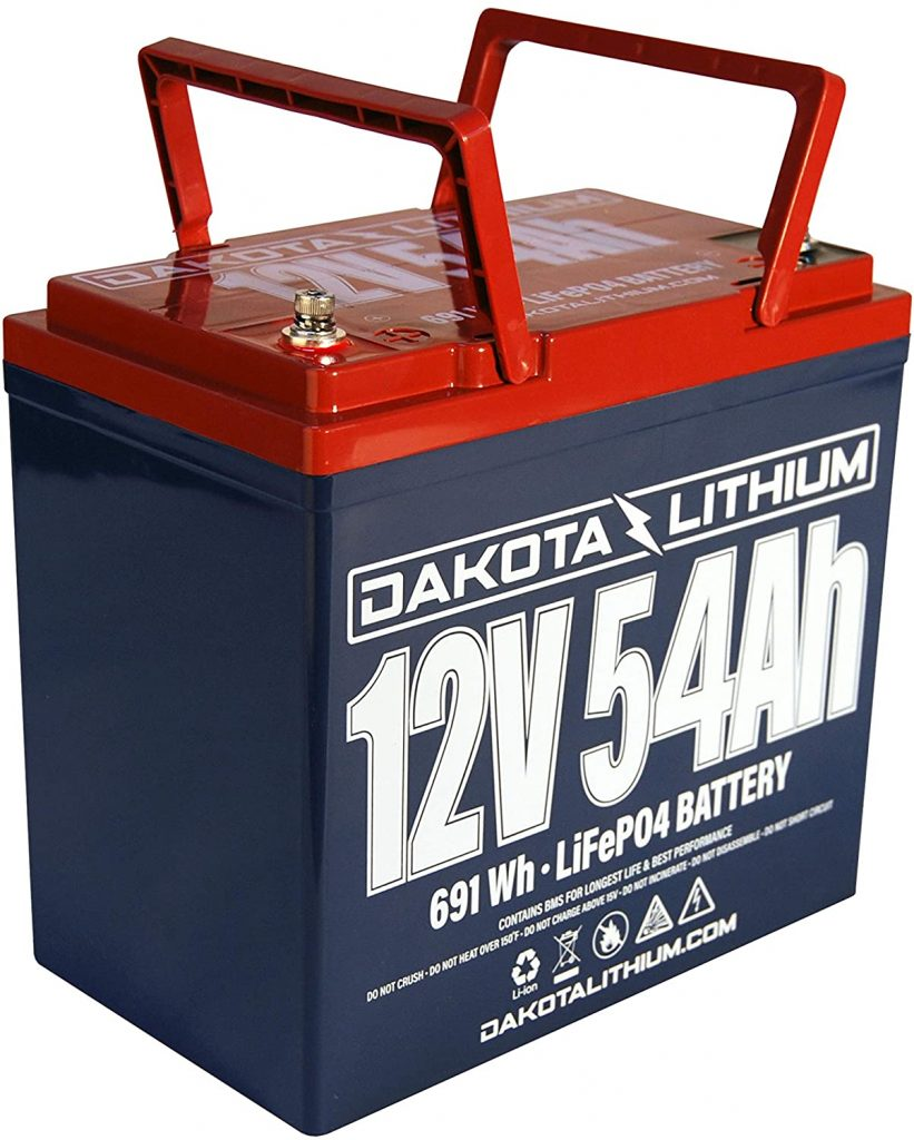lithium battery for RV