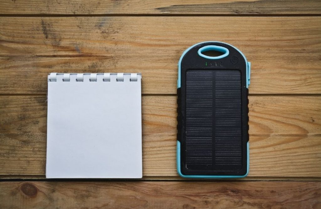 What are small solar panels?