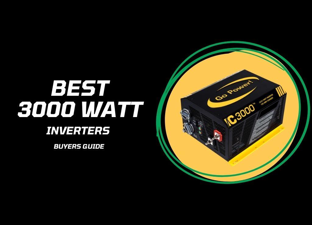 best 3000 watt inverters