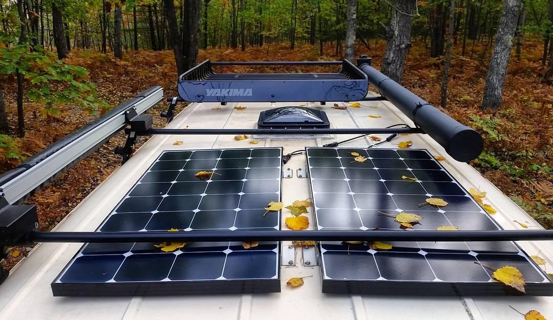 200 watt solar panels