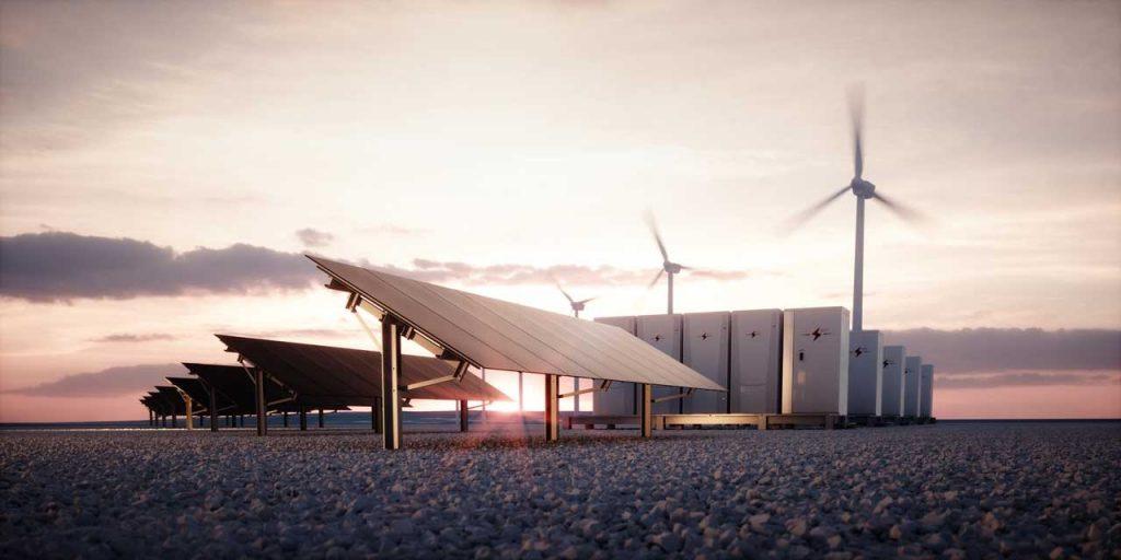 Wind Turbines Vs. Solar Panels