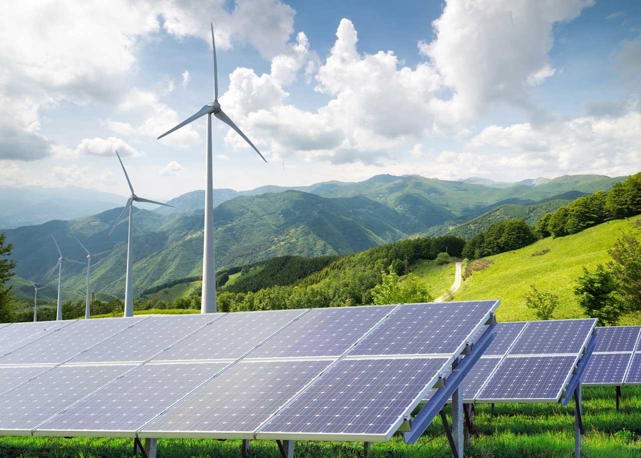 Wind Turbine Vs. Solar Panels