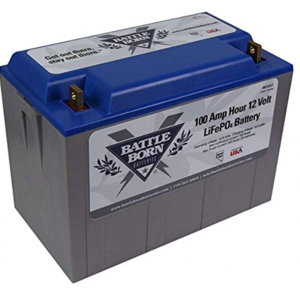 Battle Born LiFePO4 12V 100Ah Battery
