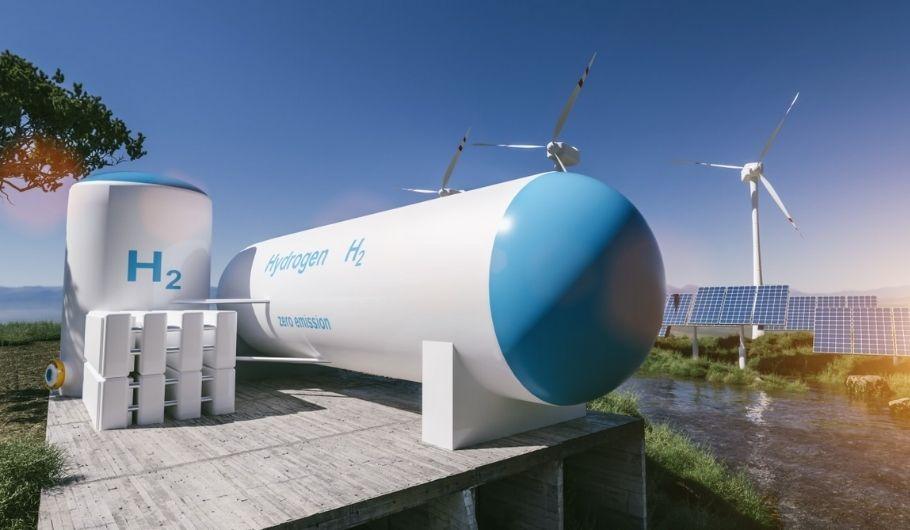 How do hydrogen fuel cells work