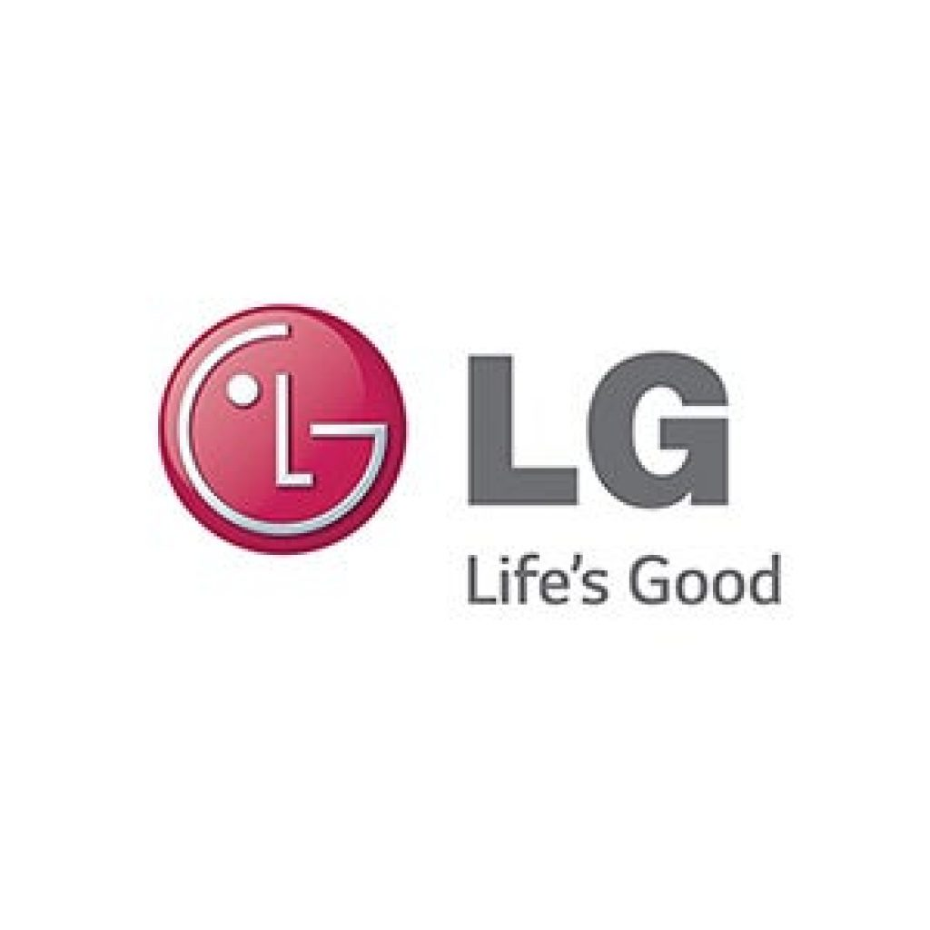 The LG logo