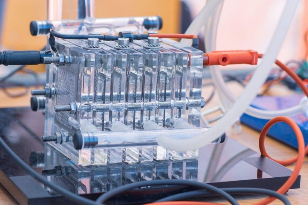 Hydrogen Fuel Cell Stack
