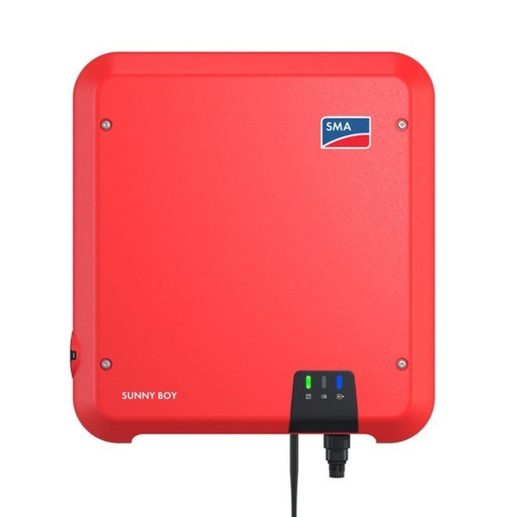 SMA Sunny Boy 5.0-1AV-40 transformerless solar inverter