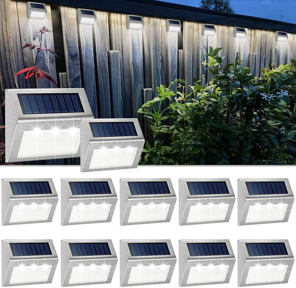 JSOT Solar Deck Lights