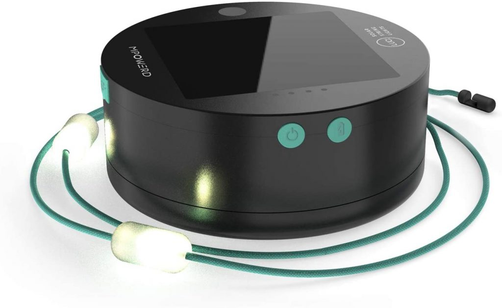 An MPOWERD Luci String Lighting device