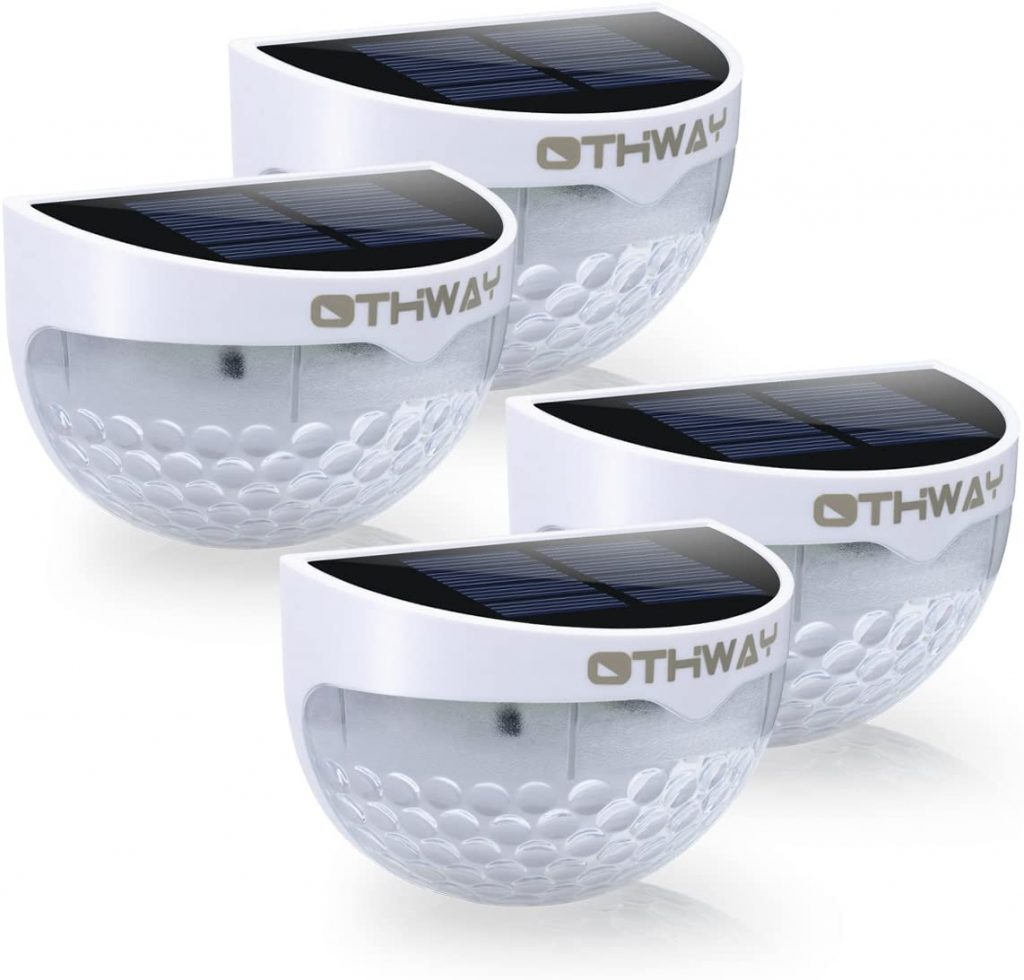 OTHWAY Solar Deck Lights