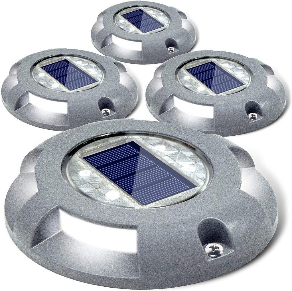 Siedinlar solar deck lights