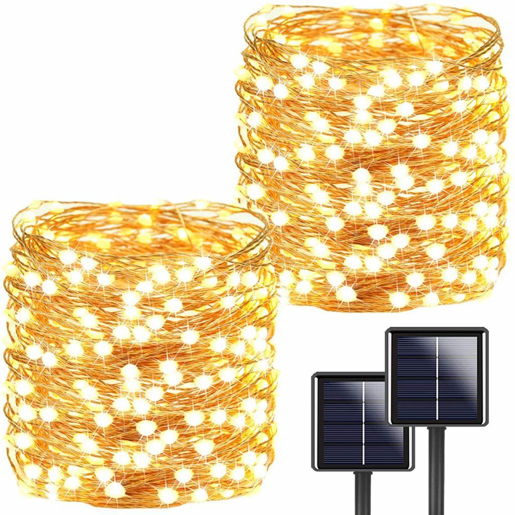 YIQU solar lights